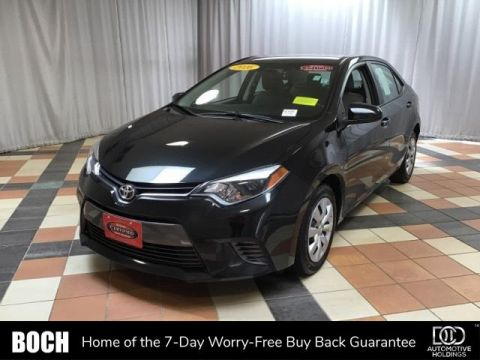 Certified Pre-Owned 2016 Toyota Corolla 4dr Sdn CVT LE FWD 4dr Car
