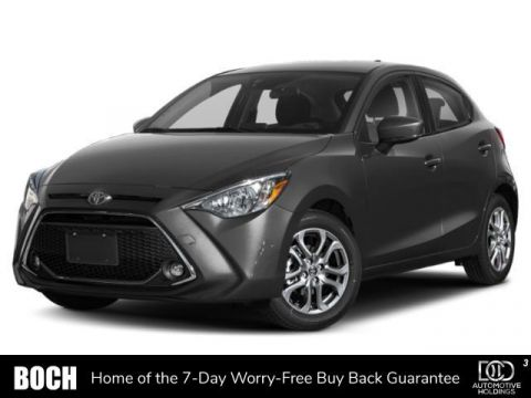 New 2020 Toyota Yaris LE Auto FWD 4dr Car