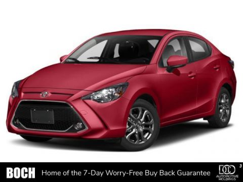 2019 Toyota Yaris Sedan LE Auto