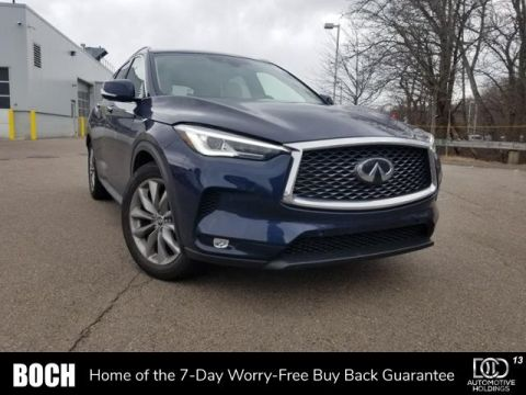 Pre-Owned 2019 INFINITI QX50 ESSENTIAL AWD AWD