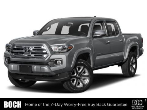 2019 Toyota Tacoma Limited Double Cab 5' Bed V6 AT