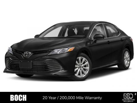 New 2019 Toyota Camry LE Auto RWD 4dr Car