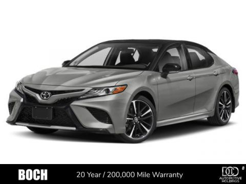 New 2019 Toyota Camry XSE Auto RWD 4dr Car