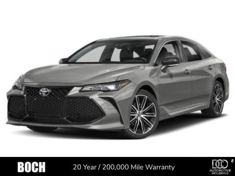 New 2019 Toyota Avalon XSE FWD 4dr Car