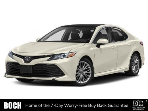 New 2019 Toyota Camry XLE V6 Auto RWD 4dr Car