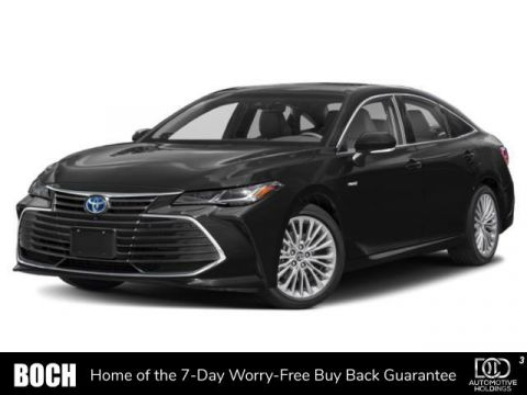 New 2020 Toyota Avalon Hybrid Hybrid XSE FWD 4dr Car