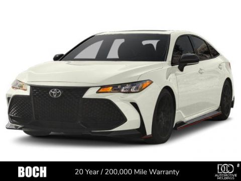 New 2020 Toyota Avalon TRD FWD 4dr Car