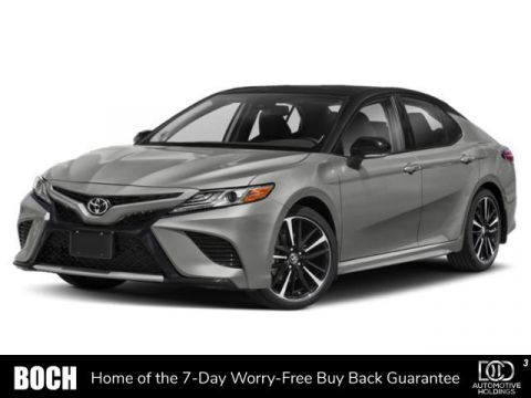 New 2020 Toyota Camry XSE Auto FWD 4dr Car