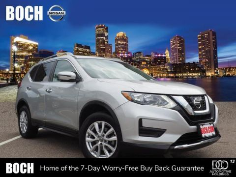 Pre-Owned 2017 Nissan Rogue 2017.5 AWD SV AWD