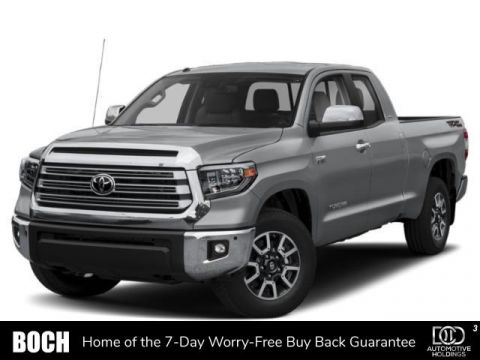 2019 Toyota Tundra Limited Double Cab 6.5' Bed 5.7L