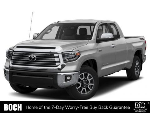 2018 Toyota Tundra 4WD Limited Double Cab 6.5' Bed 5.7L