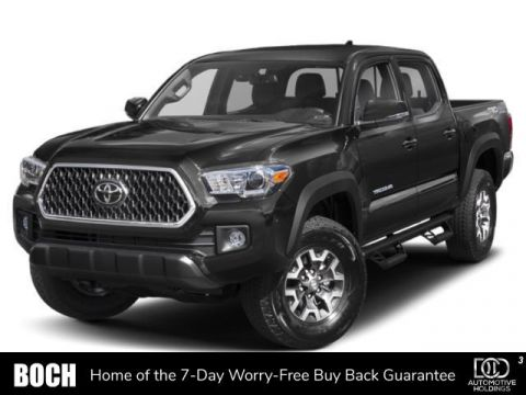 2019 Toyota Tacoma TRD Off Road Double Cab 5' Bed V6 A