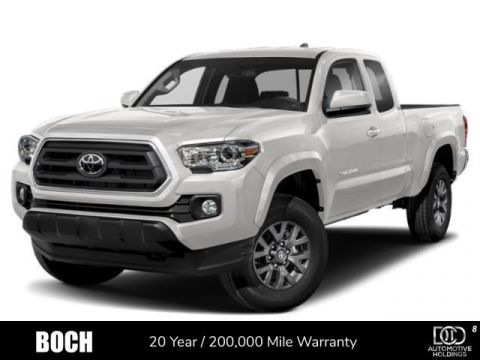 New 2020 Toyota Tacoma SR5 Access Cab 6' Bed I4 AT 4WD