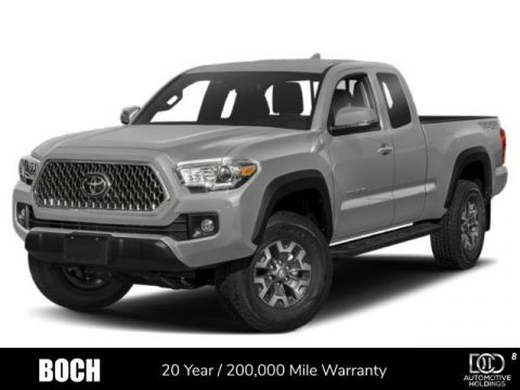 2019 Toyota Tacoma TRD Off Road Access Cab 6' Bed V6 A