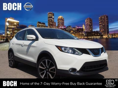 Pre-Owned 2017 Nissan Rogue Sport AWD SL AWD