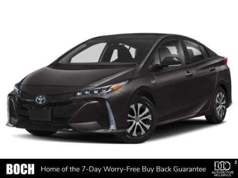 New 2020 Toyota Prius Prime LE FWD 4dr Car