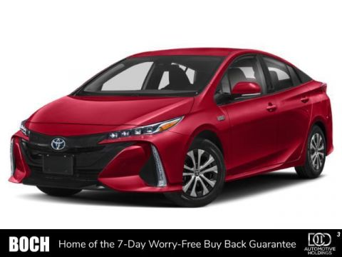 New 2020 Toyota Prius Prime XLE FWD 4dr Car