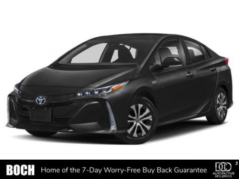New 2020 Toyota Prius Prime LE With Navigation