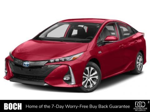 New 2020 Toyota Prius Prime Limited FWD 4dr Car
