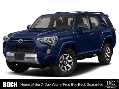 New 2020 Toyota 4Runner TRD Off Road Premium 4WD 4WD