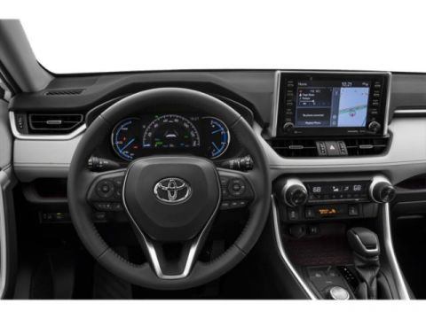 New 2020 Toyota RAV4 Hybrid Hybrid Limited AWD With Navigation & AWD