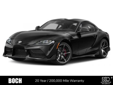New 2020 Toyota Supra 3.0 Auto With Navigation